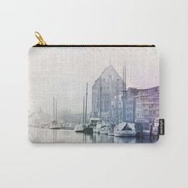 Greifswald Northeast Germany Harbour Carry-All Pouch