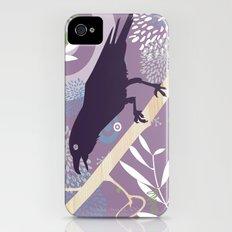 Crow iPhone (4, 4s) Slim Case
