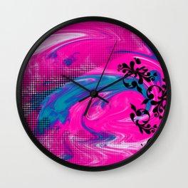 Modernistic Magic Wall Clock
