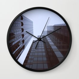 abstract search Wall Clock