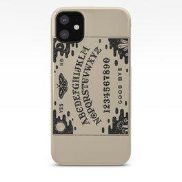 Spirit Board iPhone Case