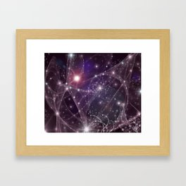 """My Stars"" Framed Art Print"