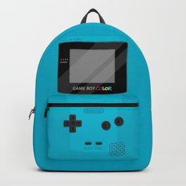 Gameboy Color - Teal Backpack