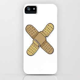 The X Letter iPhone Case