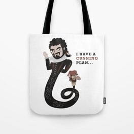 I have a cunning plan... Tote Bag