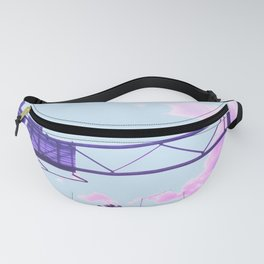 Lost in the Wrong Direction Fanny Pack