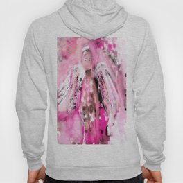 Breast Cancer Angel #2 Hoody