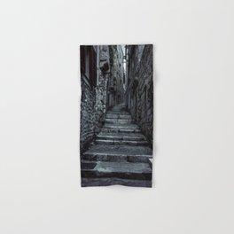 Streets of Cinque Terre Hand & Bath Towel
