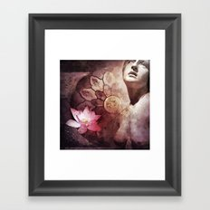 Hellene Framed Art Print