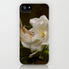 The Scent of the Gardenia iPhone Case