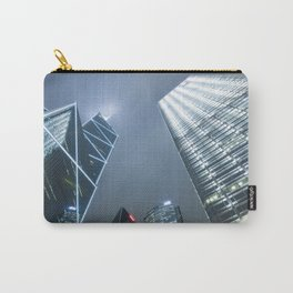 Hong Kong Night City Carry-All Pouch