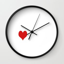 I never knew How much love My heart could hold till someone called me Grandma Wall Clock