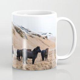 Icelandic Horses Coffee Mug