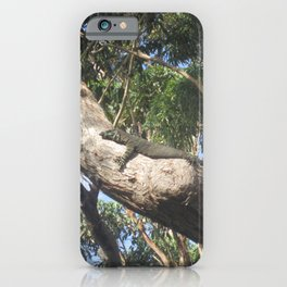 Goanna iPhone Case