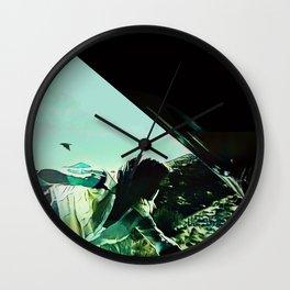 Check Engine Light Wall Clock
