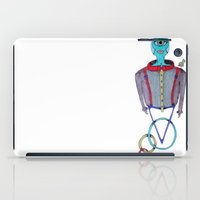 alien iPad Cases featuring Alien by BNK Design