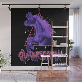Quadricorn Wall Mural