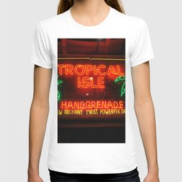 Neon New Orleans T-shirt
