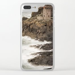 Poldark Country Clear iPhone Case