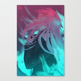 Undertaker: Reaper's Cackle Canvas Print