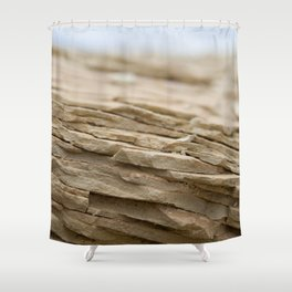 Tiny Details Shower Curtain