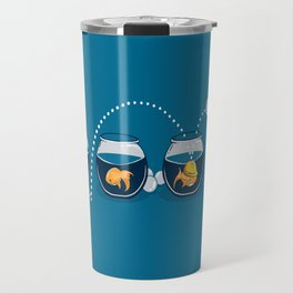 Prepared Fish Travel Mug