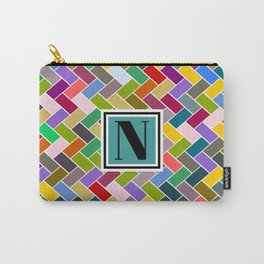 N Monogram Carry-All Pouch