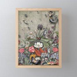 THE LOST KINGDOM Framed Mini Art Print