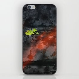 The Fire That Brings New Life iPhone Skin