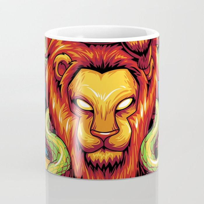 Harry Potter : Hogwarts Houses Coffee Mug
