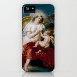 The Birth of the Milky Way iPhone Case