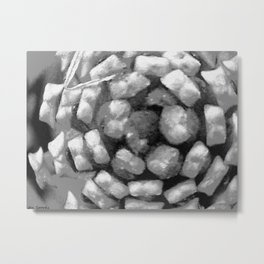 Natures Pattern Metal Print