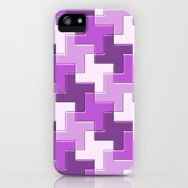 Geometrix XVIII iPhone Case