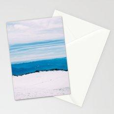 Rainier Summit Stationery Cards