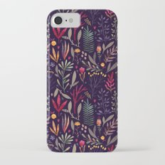Botanical pattern Slim Case iPhone 7
