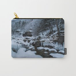 Winter in Ordesa Carry-All Pouch