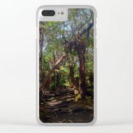 Big Island Nature Clear iPhone Case