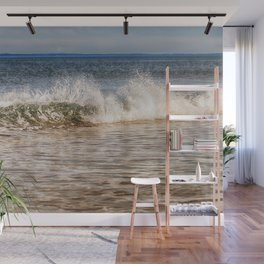 Beach Wave Wall Mural