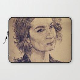 Charlie Bradbury Laptop Sleeve