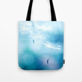 When we float Tote Bag