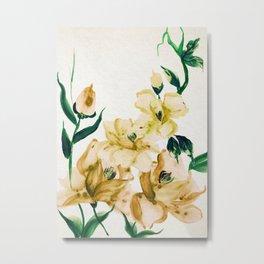 flowers / 63 Metal Print