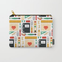 Homework is Where the Heart is Carry-All Pouch