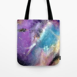 an endless journey Tote Bag
