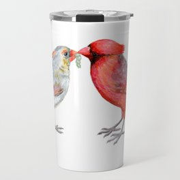 I Grub You by Teresa Thompson Travel Mug