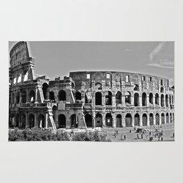 Roman Coloseum Full Frontal Rug