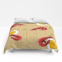 Seafood Ramen Comforters
