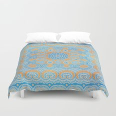 A passage to India Duvet Cover