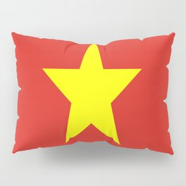 Flag Of Vietnam Pillow Sham