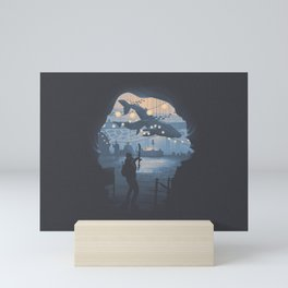 The Last of Us 2 Poster Series - Owens Aquarium Mini Art Print