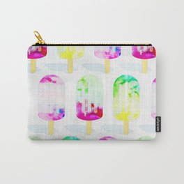 Popsicle Frenzy #society6 #decor #buyart Carry-All Pouch